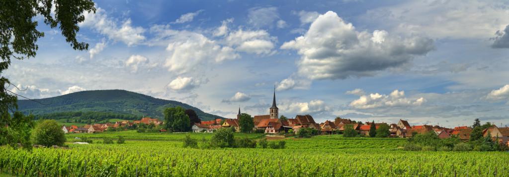 Mittelbergheim, Alsace Copyright: Conseil Vins Alsace