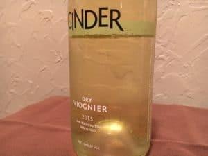 Cinder 2015 Viognier